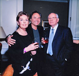 Natasha, Rodion and M. Gorbachev